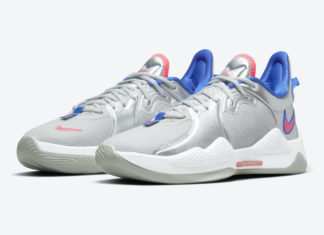 Nike PG 5 CW3143-005 Release Date