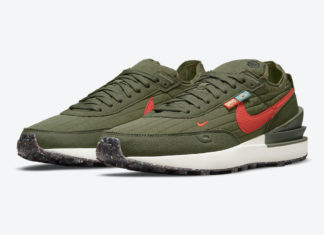 Nike Waffle One Toasty DC8890-200 Release Date