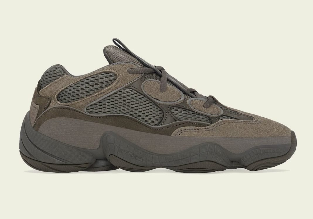 adidas Yeezy 500 Clay Brown GX3606 Release Date