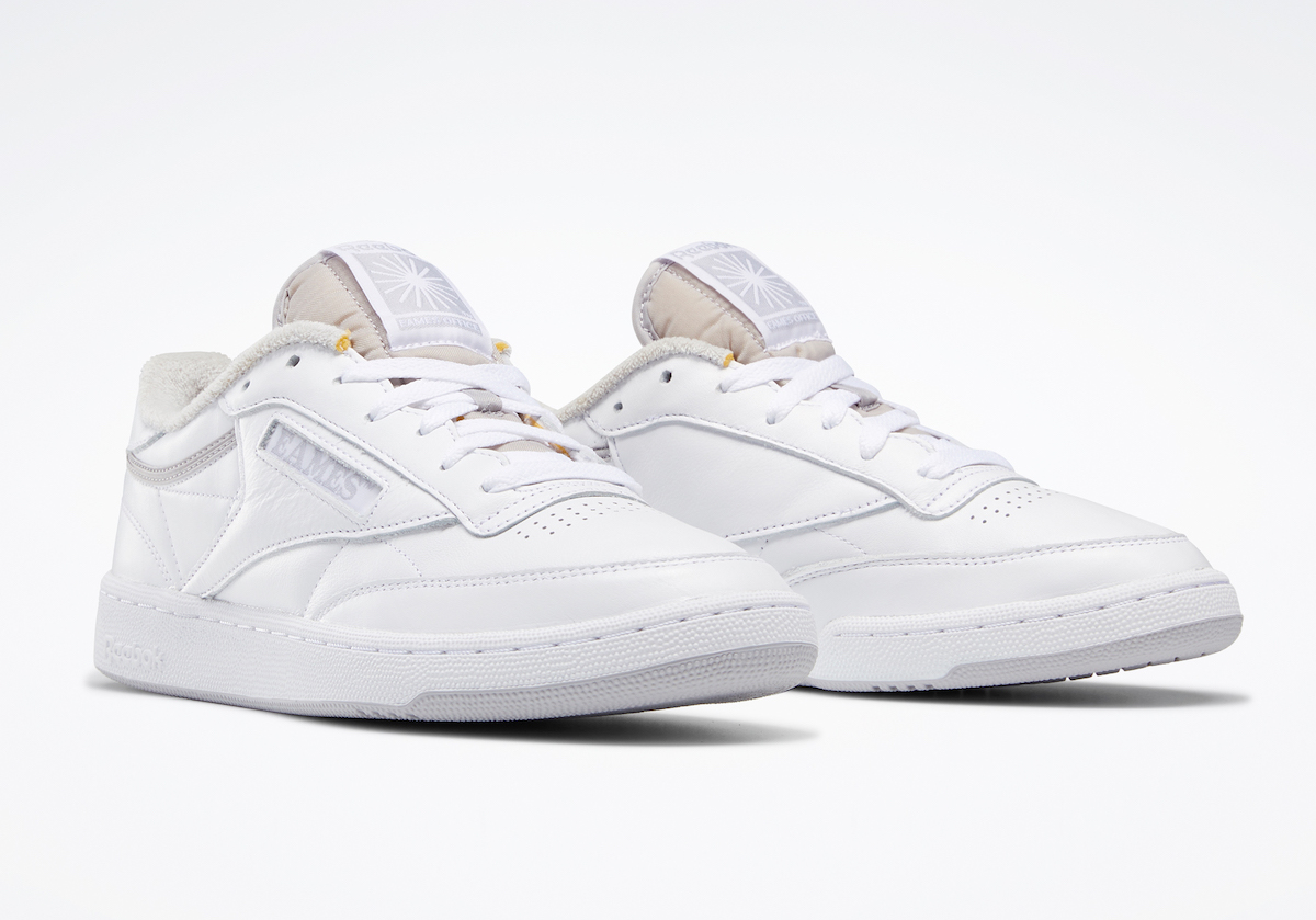 Eames Reebok Club C Monotone Pack White GY1066 Release Date