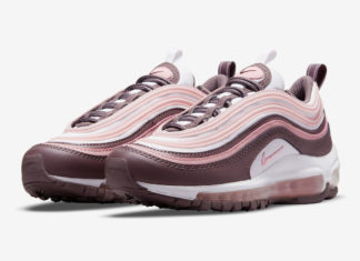 Nike Air Max 97 GS Violet Ore Pink Glaze 921522-200 Release Date