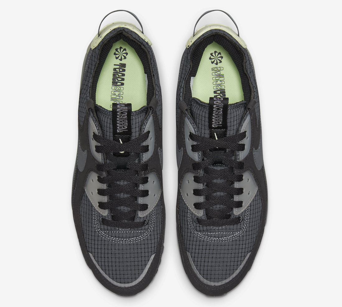 Nike Air Max 90 Terrascape Anthracite DH2973-001 Release Date